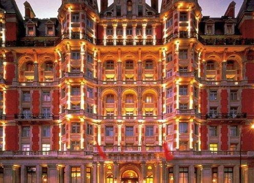 Готелі Великобританії